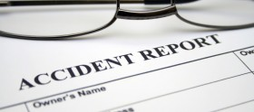 trucking accident report