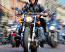 Riding Without A Motorcycle Helmet: What Are The Costs?