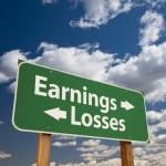 wage loss earnings to losses