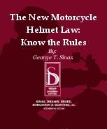 Motorcycle Helmet Law Brochure