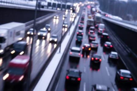 vehicles-on-highway