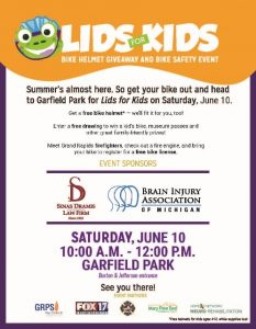 Grand-Rapids-bike-helmet-event