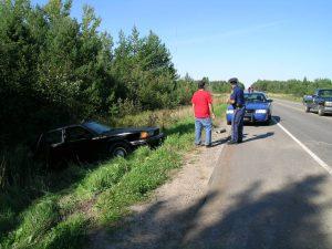 MSP traffic accident assist