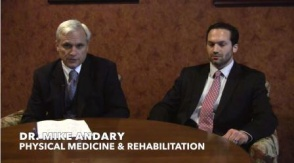 Dr. Mike Andary and Steve Sinas S 248 Testimony in Michigan