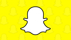 Snapchat ghost logo