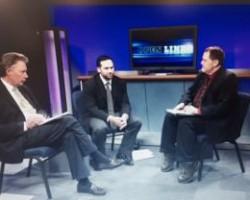 Stephen Sinas Talks No-Fault On Lansing-Area Television Program