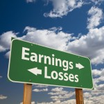 wage loss earnings to losses